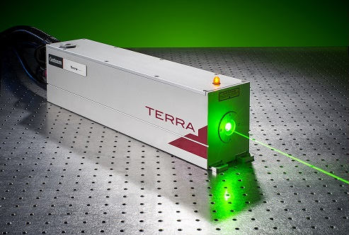Terra: 1-10 kHz, up to 50 W, Nd:YLF