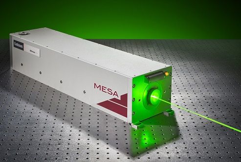 Mesa: 1-40 kHz, up to 220 W, Nd:YAG