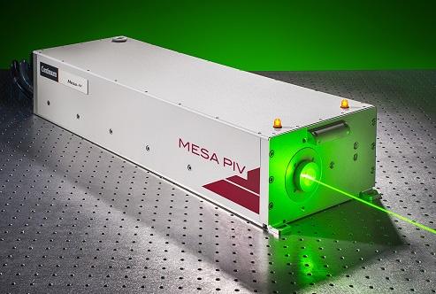 Mesa-PIV: 1-40 kHz, up to 300 W, Nd:YAG