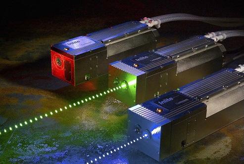 Inlite: Ruggedized Nd:YAG Lasers