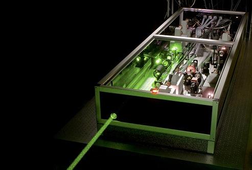 Intrepid Series: the OPCPA pump laser