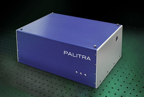 Palitra OPA: Compact, Broadly Tunable Amplifier